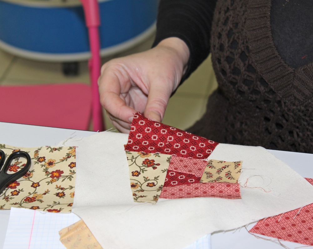 Видео мастер классы по лоскутному шитью